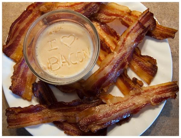 Bakin Bacon!